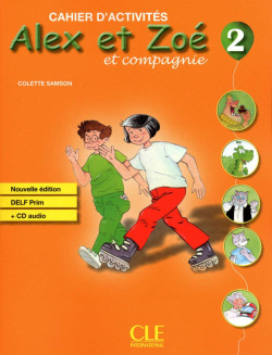 (10).ALEX ET ZOE 2.(CAHIER D'ACTIVITES).NOUVELLE EDITION