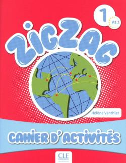 ZIG ZAG 1 CAHIER D'ACTIVITES