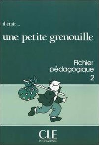 UNE PETITE GRENOUILLE 2.PROF./CLE
