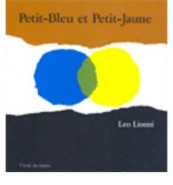 Petit-bleu et petit jaune
