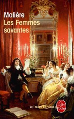 6181.FEMMES SAVANTES (CLASSIQUES THEATRE)
