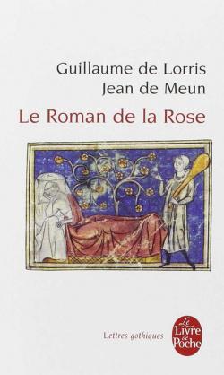 4533.LE ROMAN DE LA ROSE/L.POCHE 23.GOTHIQUES