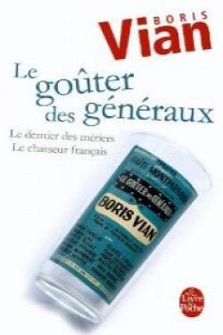 14407.LE GOUTER DES GENERAUX.LIVRE POCHE 10. POC