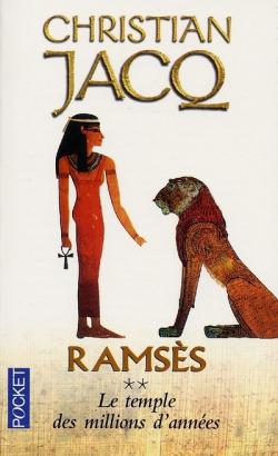 10105.RAMSES 2.TEMPLE MILLIONS D`ANNEES/PP6 PRE