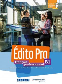 Edito Pro niveau B1 + DVD