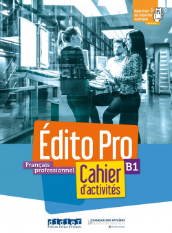 EDITO PRO B1 CAHIER + CD