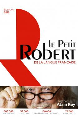 LE PETIT ROBERT LANGUE FRANÇAIS