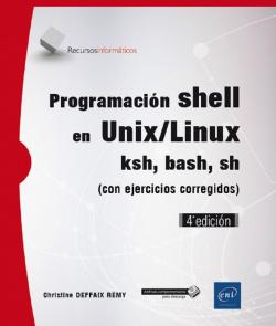 LINUX: PROGRAMACION SHELL EN UNIX