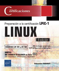 LINUX PREPARACION A LA CERTIFICACION LPIC-1