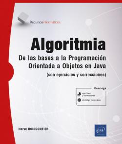 Algoritmia. De las bases a la programación orientada a objetos en Java (con ejer