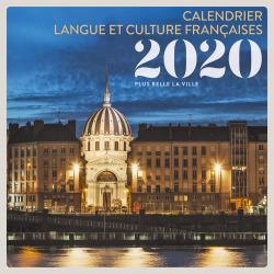 CALENDRUER 2020. LANGUE ET CULTURE FRANCAISE