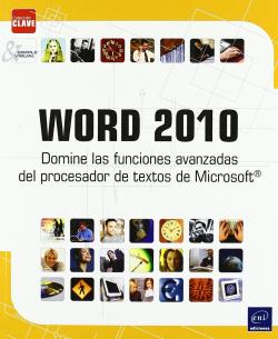 Clave Word 2010 Funciones Avanzadas