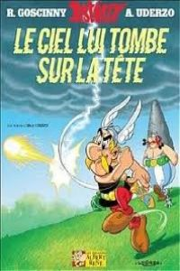 33.ASTERIX:CIEL LUI TOMBE SUR TETE (FRANCES)