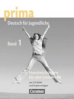 PRIMA BAND 1 A1 HANDREICHUNGEN.(LIBRO PROFESOR)