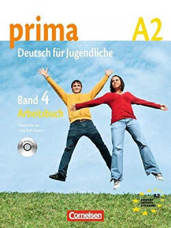 Prima band 4 A2 Arbeitsbuch