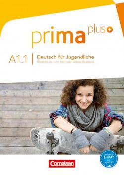 PRIMA PLUS A1.1 LIBRO ALUMNO
