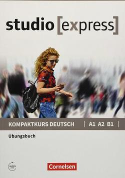 STUDIO EXPRESS UBUNGSBUCH A1-B1