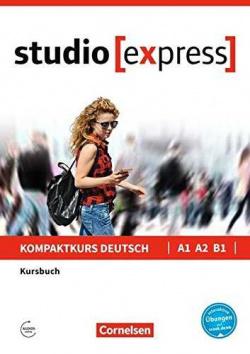 STUDIO EXPRESS KURSBUCH A1-B1