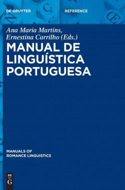 Manual de linguística portuguesa