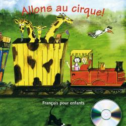 ALLONS AU CIRQUE!.AUDIO CD