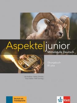 ASPEKTE JUNIOR B1+ EJERCICIOS AUDIO ONLINE