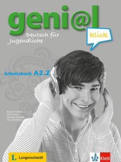 GENIAL KLICK A2.2 EJERCICIOS +MP3