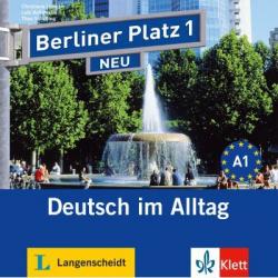 Berliner platz 1 neu (+2cd) alumno