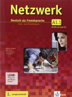 NETZWERK A1-1.(ALUMNO+EJERCICIOS+2CD+DVD).(PACK)