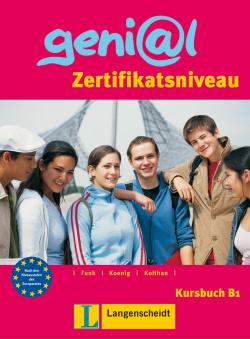 GENIAL B1.KURSBUCH (LIBRO)
