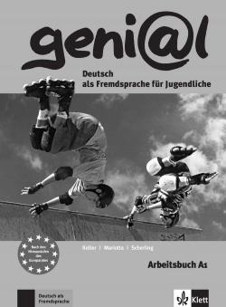 GENIAL A1 ARBEITSBUCH.(EXERC.).METODO ALEMAN