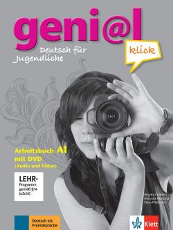 (13).GENIAL KLICK A1 (EJERCICIOS+DVD)
