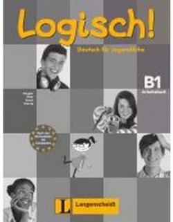 LOGISCH B1 ARBEITSBUCH.(EJERCICIOS+CD)