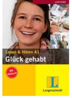 GLUCK GEHABT (+CD).(LEKTURE)