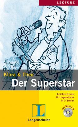 Der superstar (+cd)