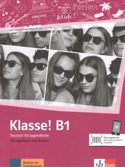 Klasse! b1, libro de ejercicios + audio