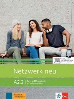 Netzwerk neu a2.2, libro del alumno y libro de ejercicios, parte 2