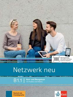 Netzwerk neu b1.1 libro del alumno y ejercicios + audio