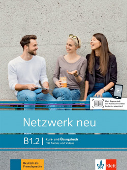 Netzwerk neu b1.2 libro del alumno y ejercicios + audio