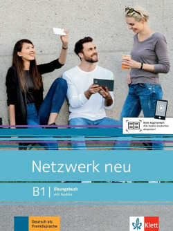 Netzwerk neu b1 libro de ejercicios + audio
