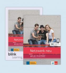 Netzwerk neu a1.2 alumno y ejercicios + licencia digital