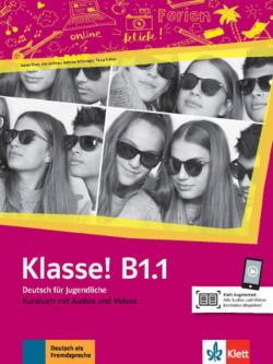 Klasse! b1.1 libro del alumno + online