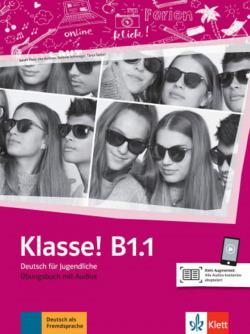 Klasse! b1.1 libro de ejercicios + online