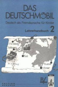 ANT/DAS DEUTSCHMOBIL 2.(PROFESOR).LEHRHANDBUCH.ALEMAN PARA N