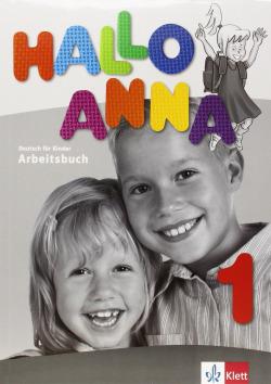 Hallo Anna 1. Cuaderno ejercicios (Arbeitsbuch)