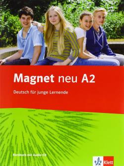 MAGNET NEU A2 ALUMNO (+CD)