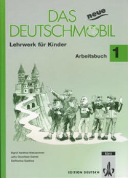 DAS NEUE DEUTSCHMOBIL 1.(EXERC).ARBEITSBUCH/ALEMAN PARA NIÑO