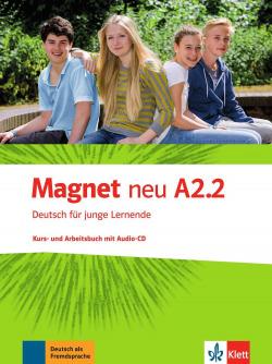 MAGNET NEU A2.2 ALUMNO+EJERCICIOS +CD