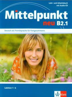 (13).NEU MITTELPUNKT I.(B2).(LIBRO+CUAD+CD)