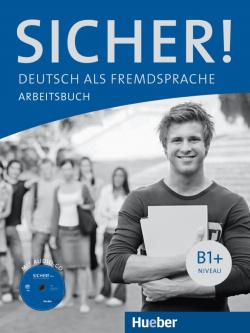 SICHER B1 ARBEITSCBUCH (+CD)