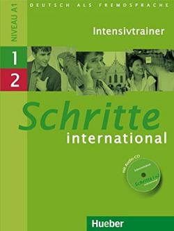 SCHRITTE INTERNATIONAL 1+2 (INTENSIVTRAINER MIT AUDIO CD)